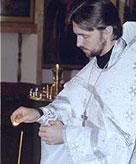 Священник Сергий Бабурин