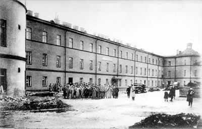 Кронштадт. Мужская гимназия, где 25 лет законоучительствовал св. прав. Иоанн Кронштадтский