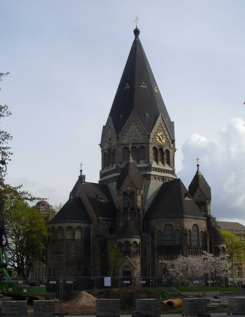 Гамбург. Церковь св. Иоанна Кронштадтского
