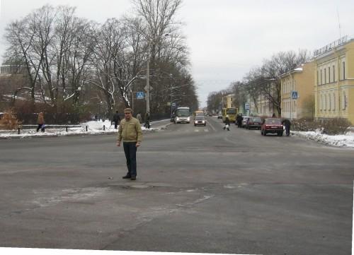 05.4 Кроштадт, Советская ул. (14.11.2009)