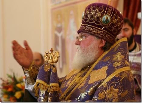 Архиепископ Берлинский и Германский Высокопреосвященнейший Феофан