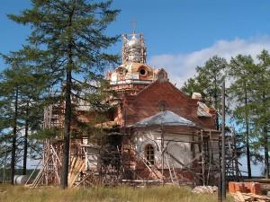 Храм святителя Николая в Суре