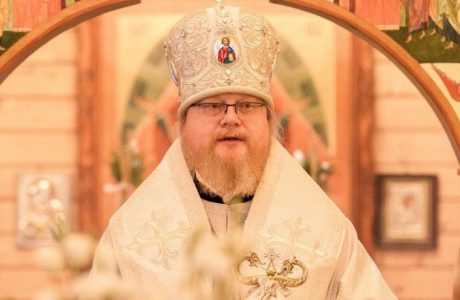 Пасхальное послание архиепископа Подольского Тихона, управляющего Берлинско-Германской епархией
