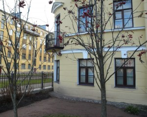 Дом, в котором жил св. прав. Иоанн Кронштадтский