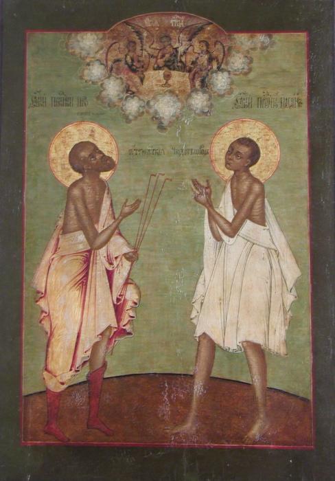 Икона св. Прокопия Устюжского