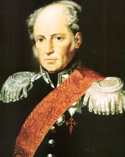 Августин де Бетанкур, фотография картины cathedral.ru