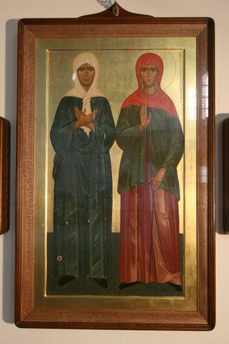 Церковь Матроны Босоножки