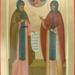 Святые Петр и Феврония