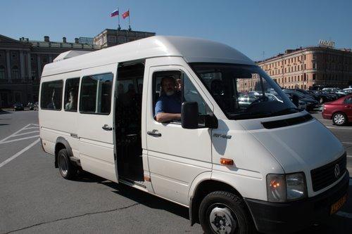 В Санкт-Петербурге с Иваном Николаевичем Судосой