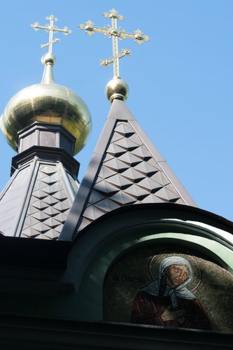 Часовня св. Ксении Блаженной в Санкт-Петербурге