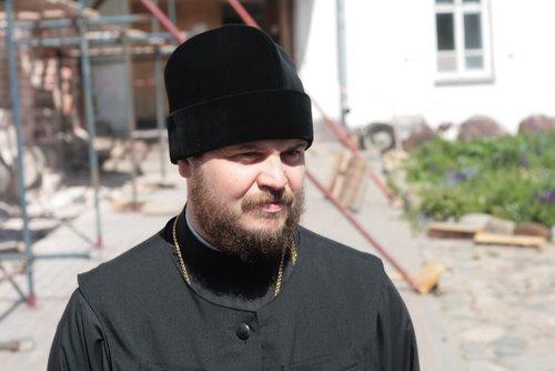 Протоиерей Вадим Антипин