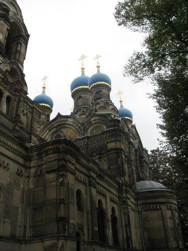 Храм в Дрездене