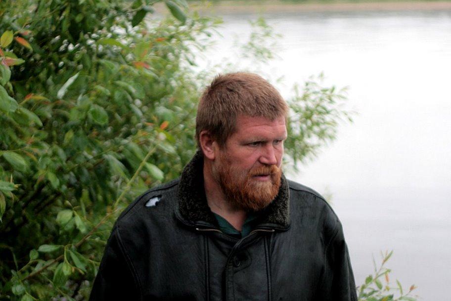 Лодочник Сергей