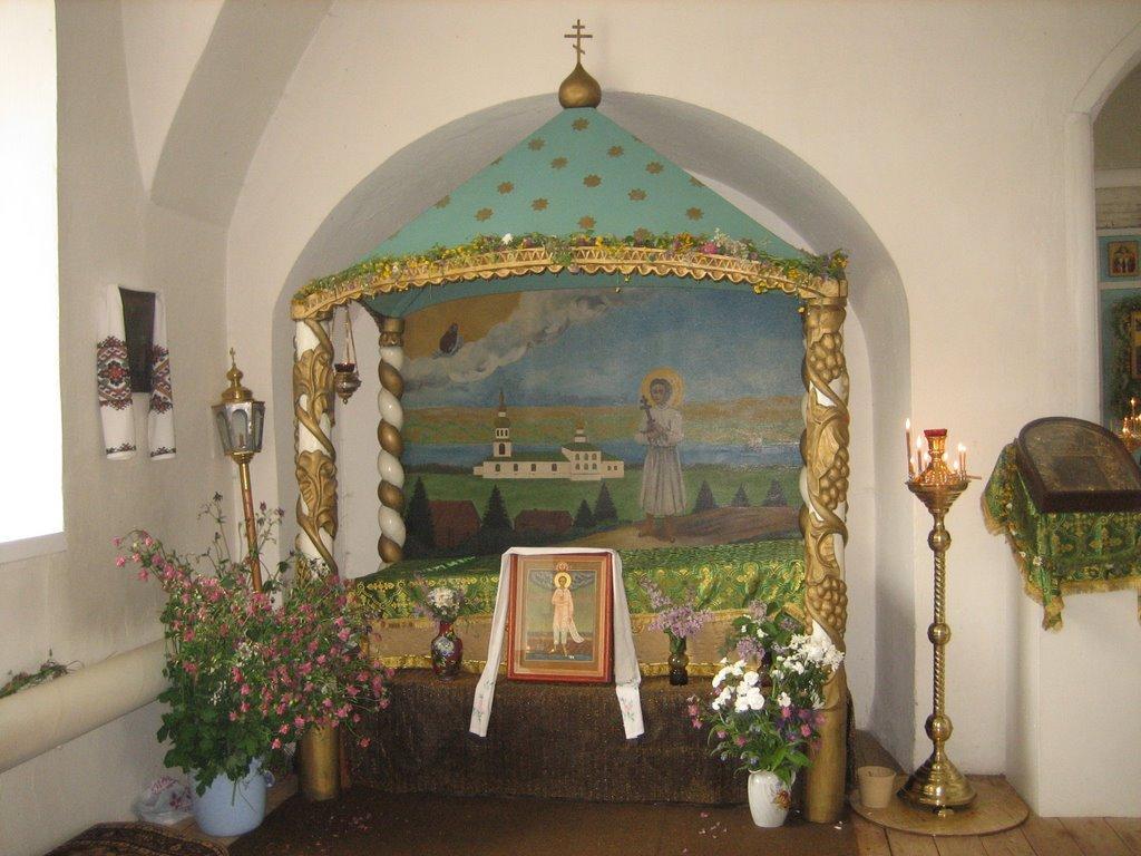 Паломничество на Русский Север. День шестой. Престольный праздник в Артемие- Веркольском монастыре