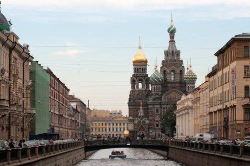 Храм Преображения Христова в Санкт-Петербурге