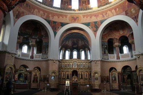 Новодевичий монастырь. Казанский храм