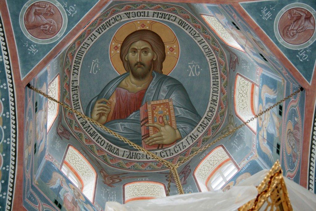 Храм во имя Успения Божией Матери в Архангельске