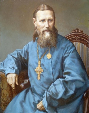 Святой Иоанн Кронштдатский