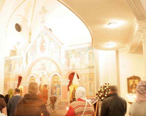 Пасха. Воскресение Христово. Фотогалерея храма св. прав. Иоанна Кронштадтского