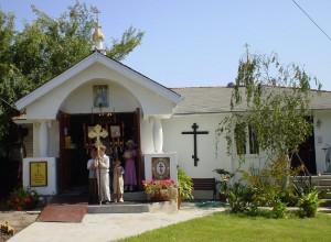 Храм св. прав. Иоанна Кронштадтского в Сан-Диего